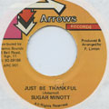 Sugar Minott - Just Be Thankful