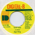 Jigsy King - Mad Dem (Digital B)