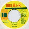 Jigsy King - Mad Dem (Digital B)