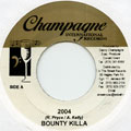 Bounty Killer - 2004 (Champagne)