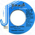 Chevelle Franklyn - Wanna Be Down (Jammys)