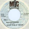 Teddy Brown - Bad Man Waggon