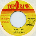 King George - Why Lord