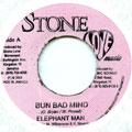 Elephant Man - Bun Bad Mind (Stone Love)