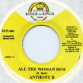 Anthony B - All The Womna Dem (Kings Of Kings)