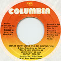 Bunny Sigler - Thats How Long I'll Be Loving You