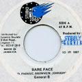 General B - Bare Face (Studio 2000)