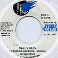 Spragga Benz - Rally Back (Studio 2000)