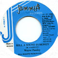 Wayne Passley - Kill A Sound Fi Money (Jammys)