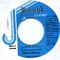 Captain Barkey - Three Party (Jammys)