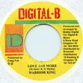 Warrior King - Love Jah More (Digital B)