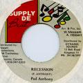 Pad Anthony - Recession (Supply De Beat)