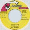 Tanya Stephens - So So Wine (Arrows)