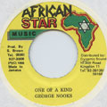 George Nooks - One Of A Kind (African Star)