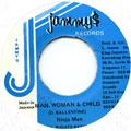 Ninjaman - Man, Woman & Child (Jammys)