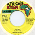 Terry Ganzie - Yad Out (African Star)