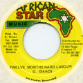 Gregory Isaacs - Twelve Months Hard Labour