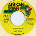 Anthony Red Rose - Straight Up (African Star)