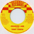 Tony Curtis - Chances Are