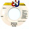 Da'Ville - Roll It On (CJ Records)