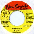 Buju Banton - Dem Ready (New Sounds)