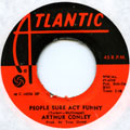 Arthur Conley - People Sure Act Funny