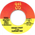 Elephant Man - Sesame Street (Q45)