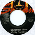 Cutty Ranks - Christmas Time (Label Damage)