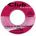 Capleton - Call Me On The Telephone (Club Remix)