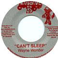 Wayne Wonder - Can't Sleep (Massive B US (Yellow Vinyl))