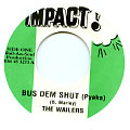 Bob Marley, Wailers - Bus Dem Shut (Coloured Vinyl)