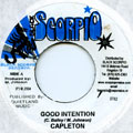 Capleton - Good Intention (Black Scorpio)