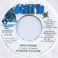 Tyrone Taylor - Open Book