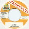 Italee Watson - He She (Bankeylus)
