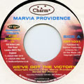 Marvia Providence - We've Got The Victory (Charm UK)