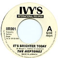 Heptones - It's Brighter Today (Ivy's International)