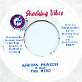 Pan Head - African Princess