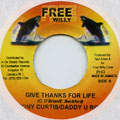 Tony Curtis, U Roy - Give Thanks For Life