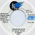 Zebra - Unfair You Know (Studio 2000)