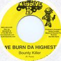 Bounty Killer - We Burn Da Highest (Massive B US)