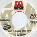 Capleton - Who Is Gonna Save You (Dancehall Mix) (Mo Music US)
