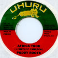 Puddy Roots - Africa Trod