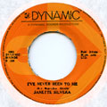 Jannette Silvera - I've Never Been To Me