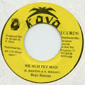 Buju Banton - We Nuh Pet Man