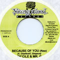 Cecile, Mr G (Goofy) - Because Of You (Young Blood)