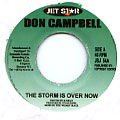 Don Campbell - Storm Is Over Now