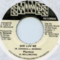 Phantom - She Luv Me (Shines)