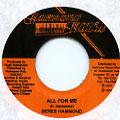 Beres Hammond - All For Me (Harmony House)