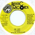 Apache Scratchie - Oh Jah (Artistic)
