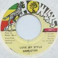 Simpleton - Love My Style (Howlers)